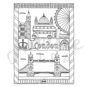 London_postcard for store